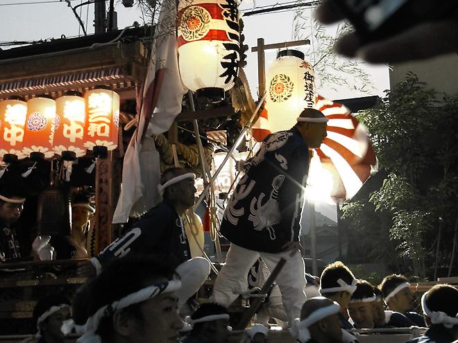 貴布祢神社だんじり:新三和