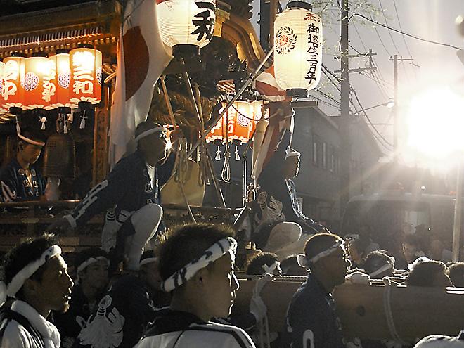 尼崎だんじり:貴布祢神社