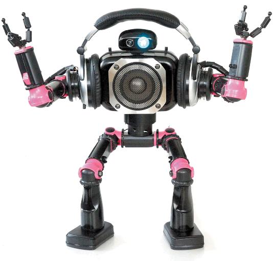 NHK ROBOT「ナルホド」